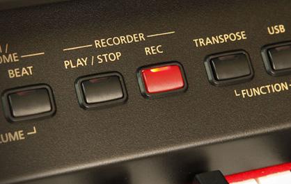 CE220 Recorder