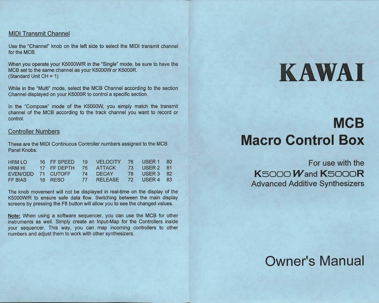 Kawai Piano Downloads