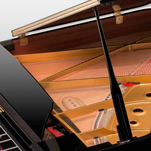 Kawai GL-30 Grand Piano Open Lid