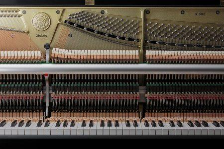 Kawai Upright Piano Action