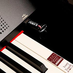 CP Series Digital Piano USB Connectivity