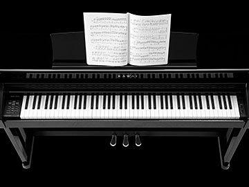 Kawai CS Series Digital Piano Music Rest