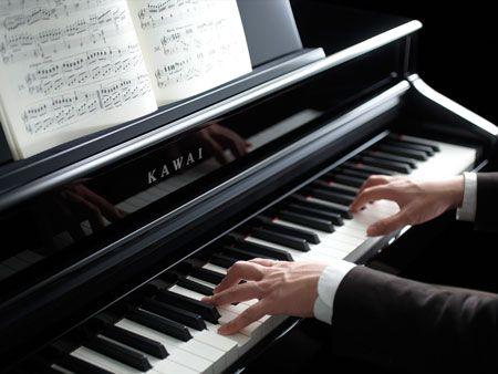 Kawai CS Series Digital Piano Playing