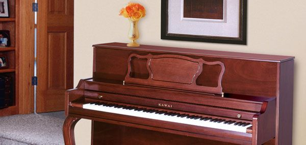 Kawai Designer Upright Piano 508