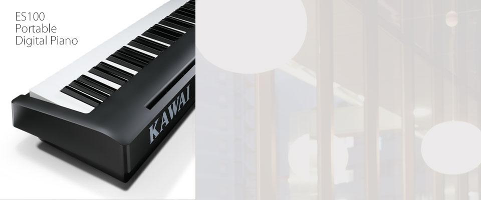 kawai digital pianos es100 specifications. Black Bedroom Furniture Sets. Home Design Ideas