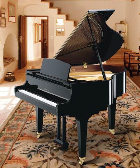 Kawai gm 11 baby grand piano for Yamaha grand piano sizes