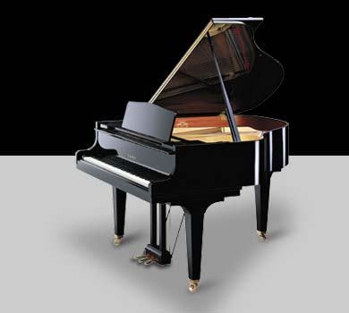 Kawai ge 30 baby grand piano baby grand pianos by kawai for Size baby grand piano