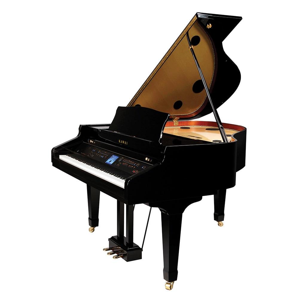 Digital Baby Grand Piano >> Kawai Cp1 Digital Piano Kawai Concert Performer Series