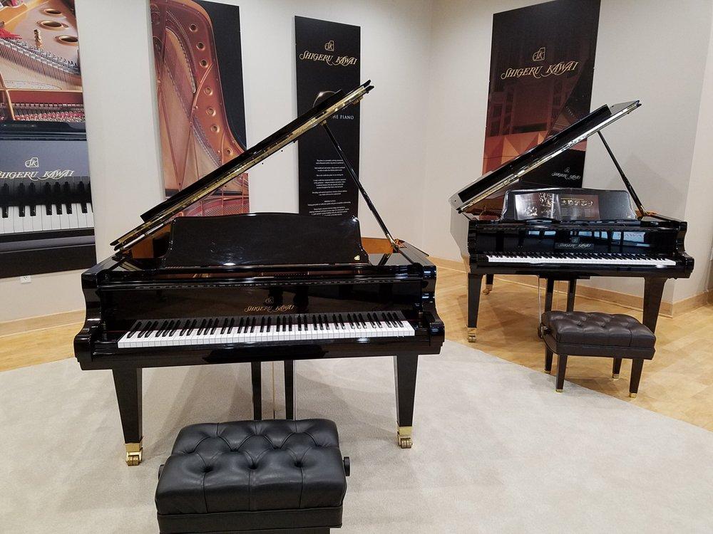 Kawai Piano Gallery Houstin Texas