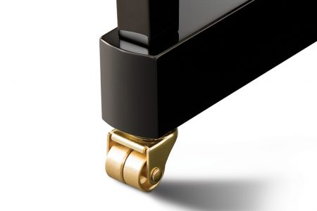 Brass Front Casters