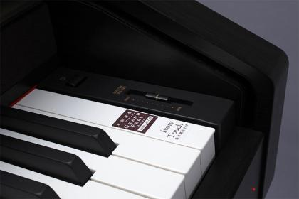 Ivory Touch Key Surfaces