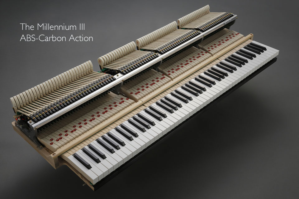Millenium III Keyboard Assembly