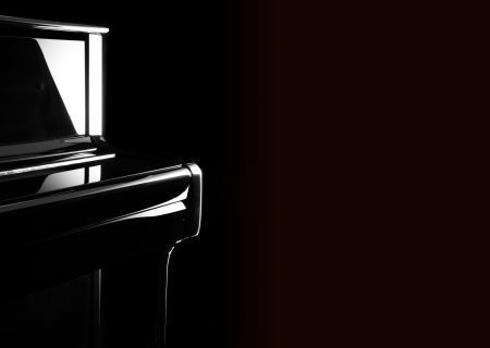 Upright Piano Cabinetry