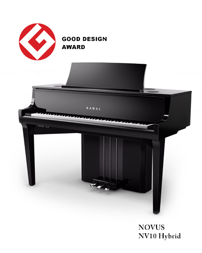 Novus NV10 Good Design Award