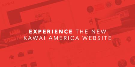 Kawai New Website