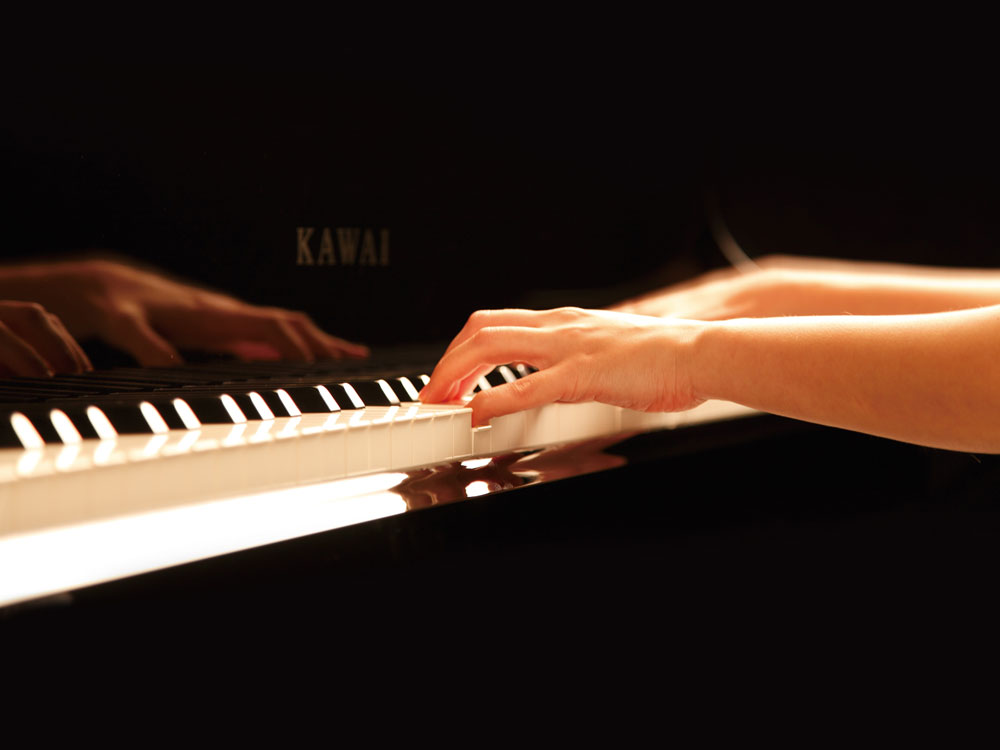 How To Use Kawais Ca Series Built In Piano Finger Exercises