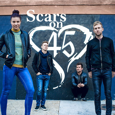 Scars on 45