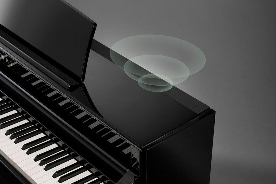 Kawai CS Series Digital Piano Top Speaker