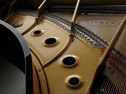 Kawai GL Series Grand Piano Pianissimo
