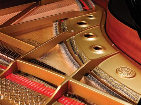 Kawai GL Series Grand Piano Plate