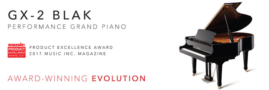 Kawai GX-2 Grand Piano Product Excellence Award