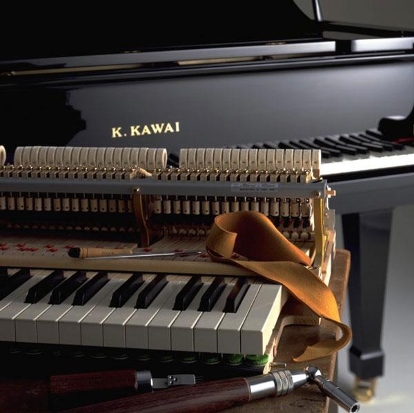Kawai GX Series Grand Piano Action