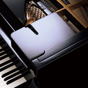 Kawai GX Series Grand Piano Fallboard