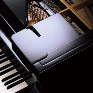 Kawai GX Series Grand Piano Fallboard