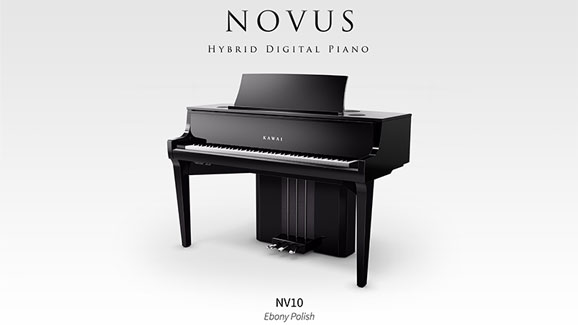 Novus NV10 Hybrid Digital Piano
