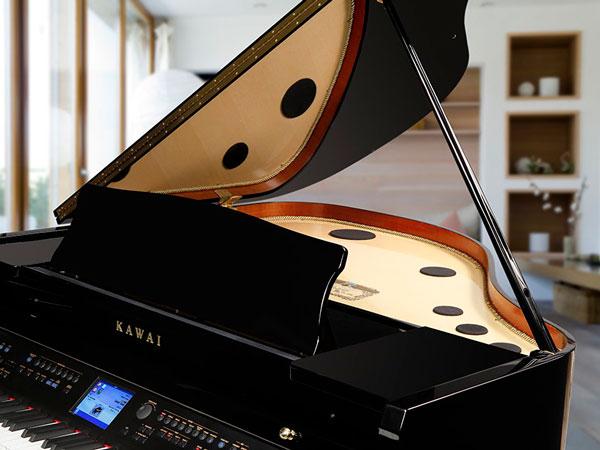 Kawai CP Series Piano Cabinetry