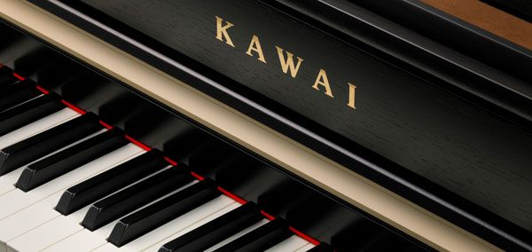 Kawai Digital Piano Badge