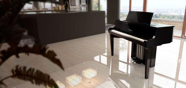 Kawai Hybrid Piano NV10