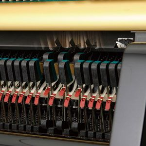 Kawai Hybrid Piano Sensor