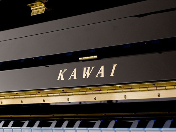 Kawai K Series Upright Piano Front