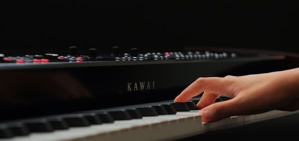 Kawai MP Series Digital Piano Playing