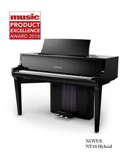 Kawai NV10 Product Excellence Award