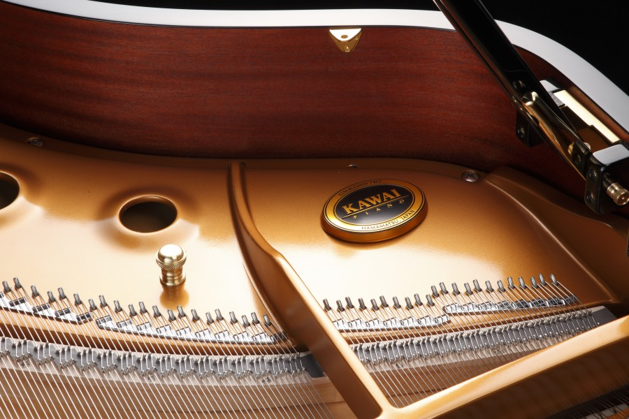 Where is the Serial Number on Kawai Pianos?