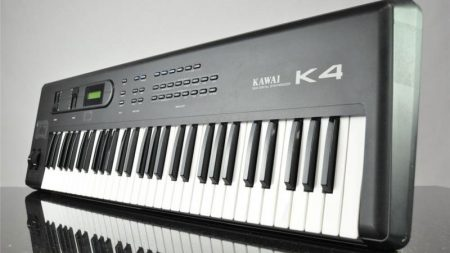 Multi-Patch or Sequence with Kawai K-4 Synthesizer