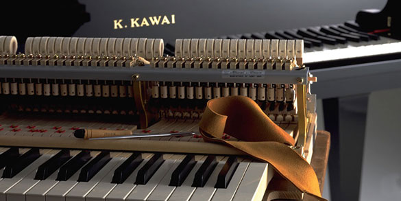 Kawai Acoustic Piano Technical Support