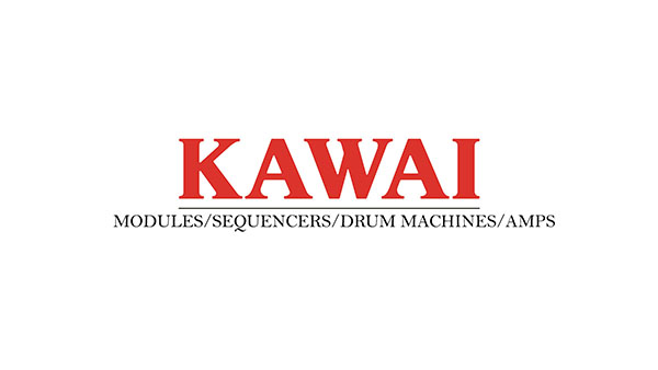 Kawai Sound Modules Sequencers Drum Machines Amps Owners Manuals