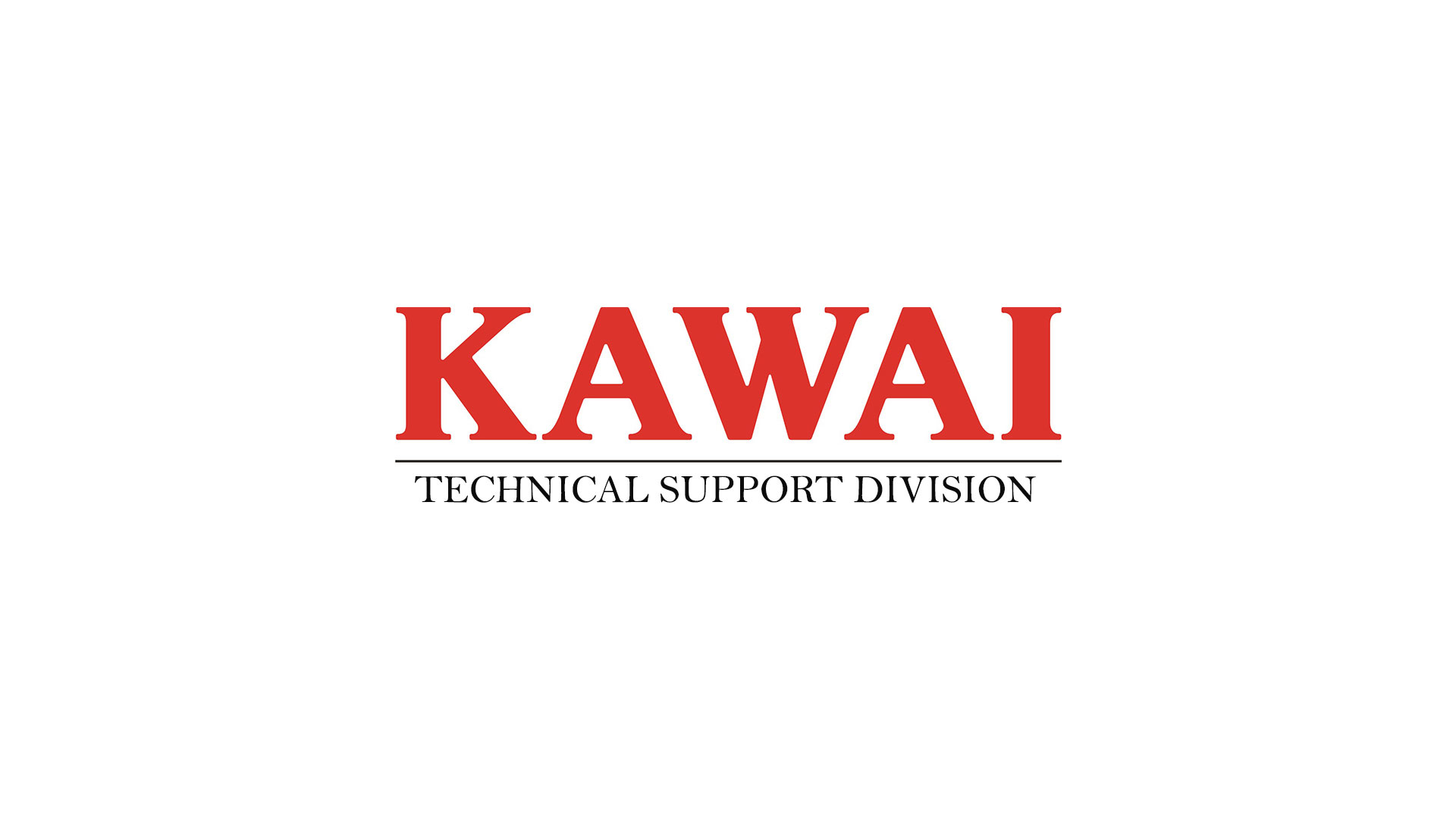 Kawai Technical Support Division