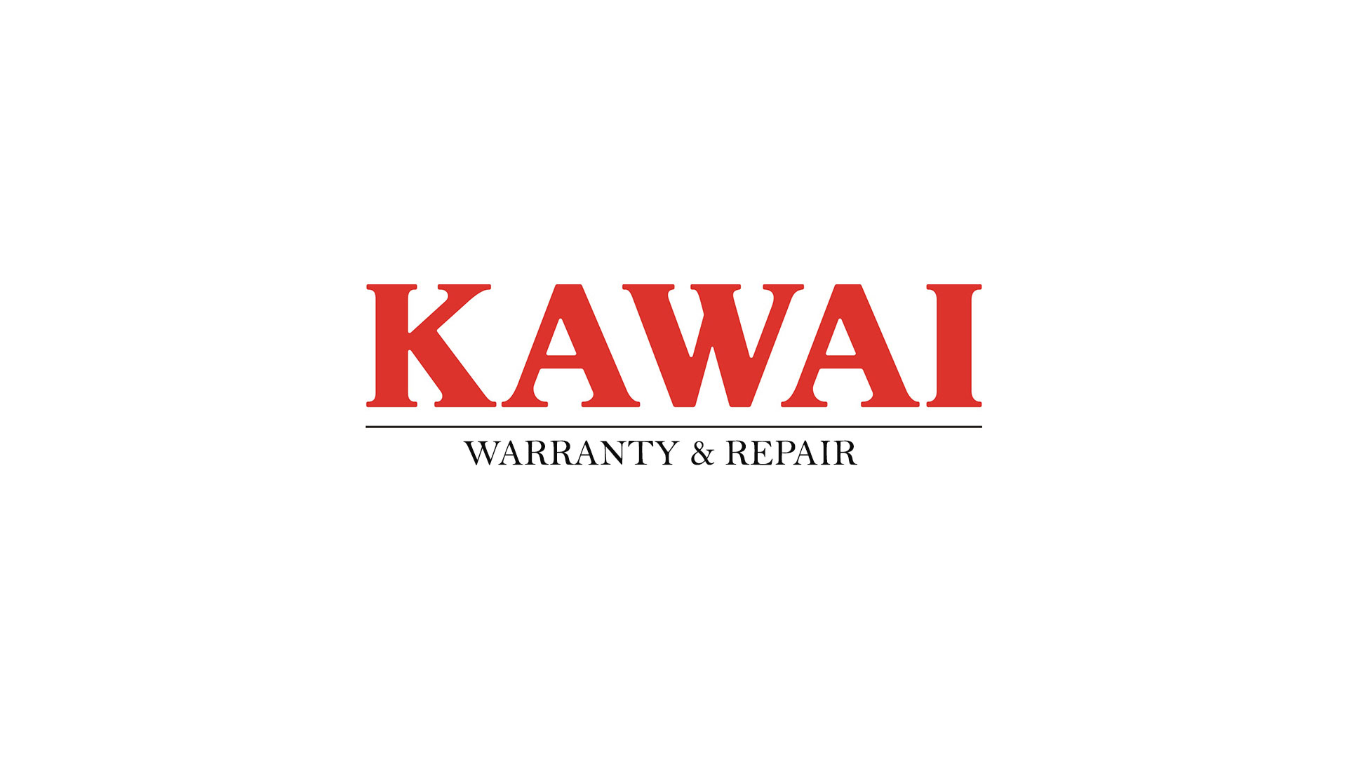 Kawai Warranty and Repair