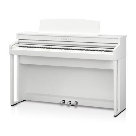 Kawai CA49 Satin White