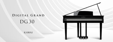 Kawai DG30 Digital Piano Release
