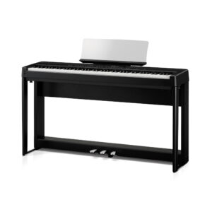 Kawai ES520 Black with Stand