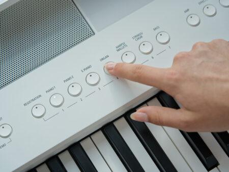 Kawai ES520 Sounds