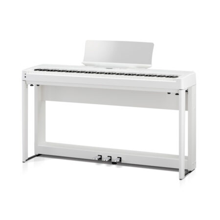 Kawai ES520 White with Stand