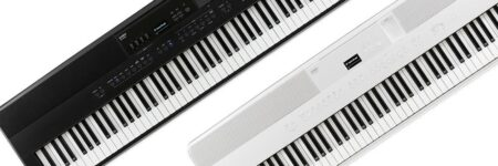 Kawai ES920 and ES520 Digital Pianos